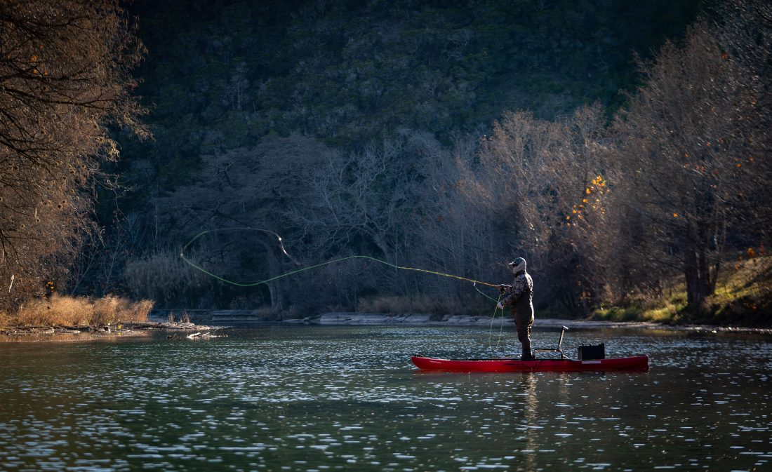 Kayak Tips for the Fly Fisherman